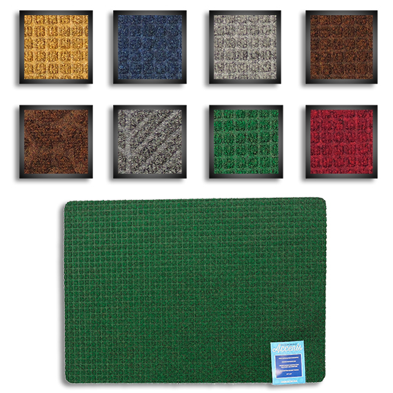 Doormat Indoor Outdoor 22 x 34 Assorted