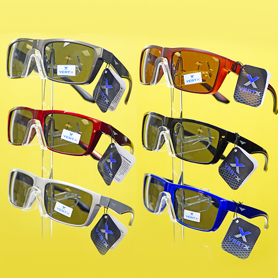 VertX Pc Sport Sunglasses - Assorted Color Frames