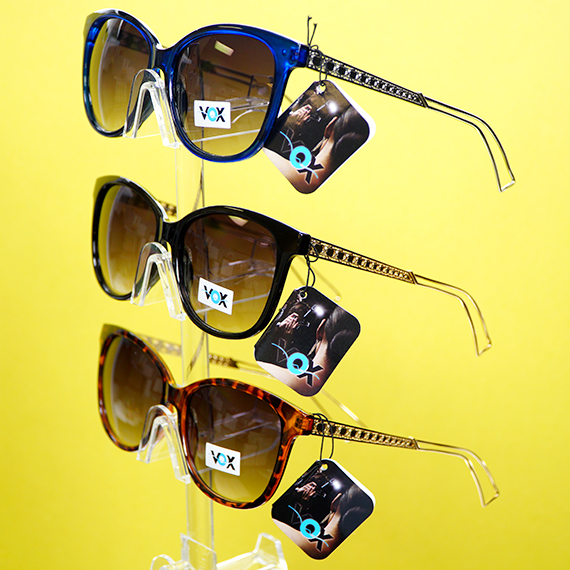 Women's Fashion Sunglasses - Assorted Colors