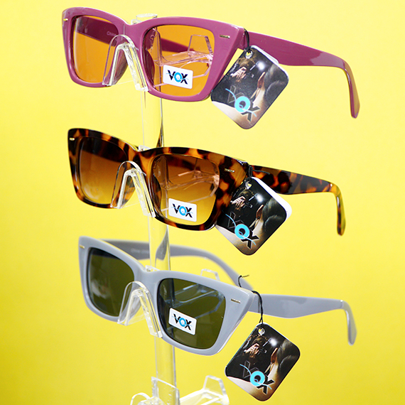 Women's Fashion Sunglasses - Asst Colors and Tints