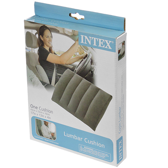 Cushion Lumbar Grey