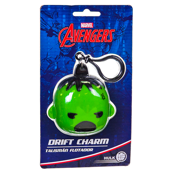 Hulk Drift Charm - Body Accent