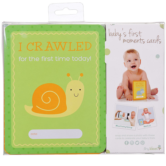 Pearhead Babys First Moments Cards 30Pk