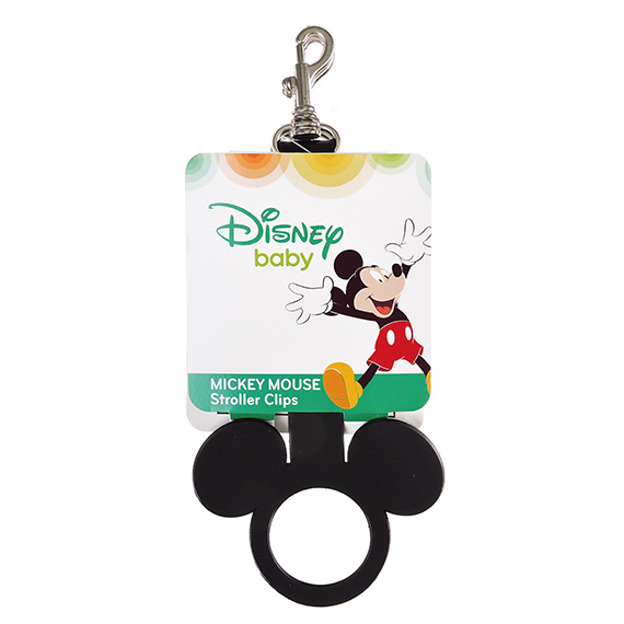 Mickey Mouse Easy Attach Stroller Clips