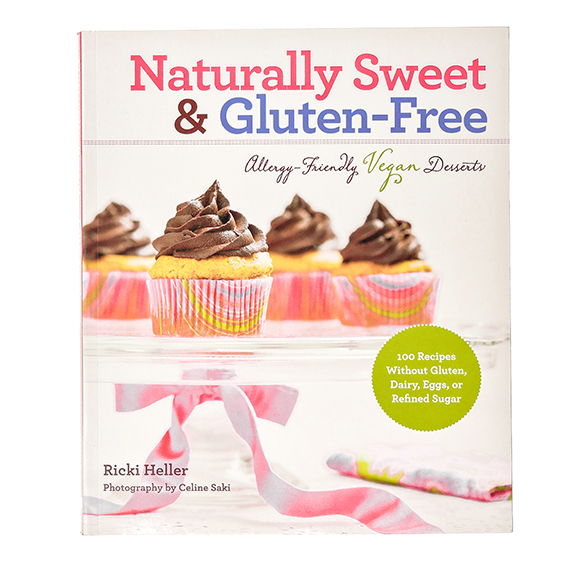 Naturally Sweet/Gluten Free Soft Cover Cookbook