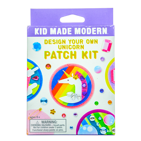 Design Your Own Unicorn Patch Kit