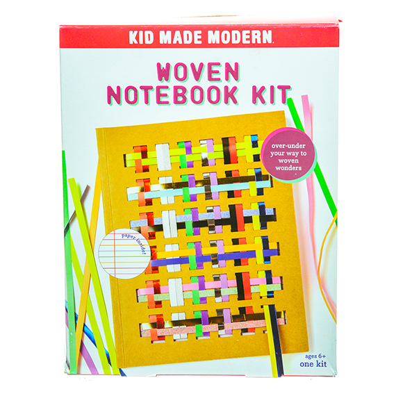 Woven Notebook Kit