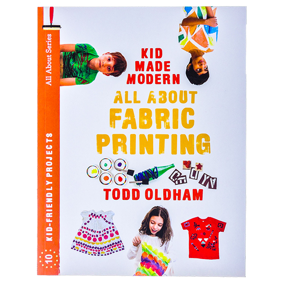 All About Fabric Printing Book Pre-priced 8.95