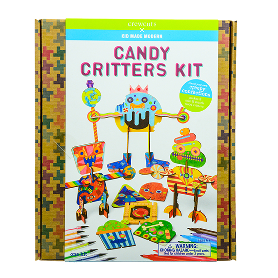 Candy Critters Craft Kit