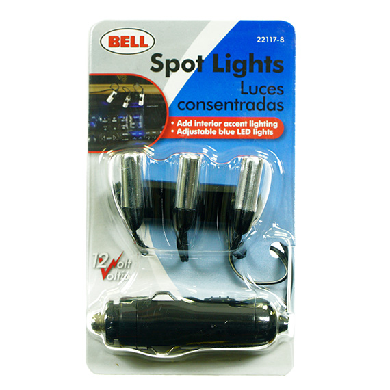 Spot Lights - Interior Accent Lights for Vehicle - 12 Volts