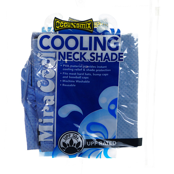 MiraCool PVA Cooling Neck Shade - Blue