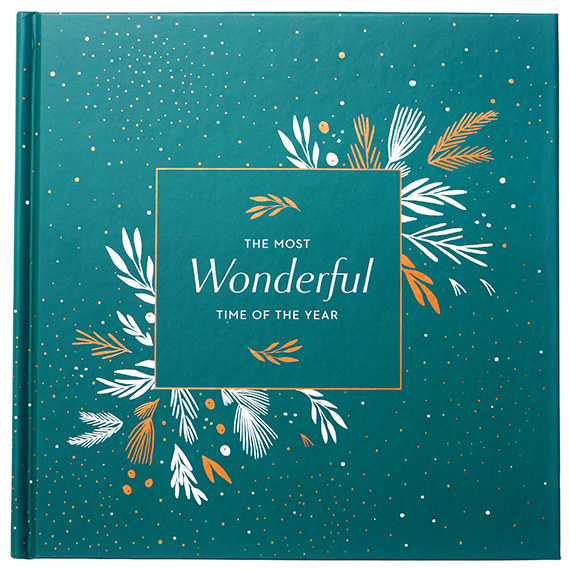 Book - The Most Wonderful Time Of Year