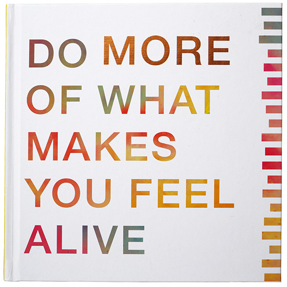 Book - Do More of What Makes You Feel Alive