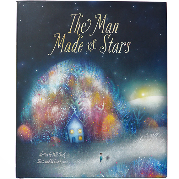 Book - The Man Made Of Stars