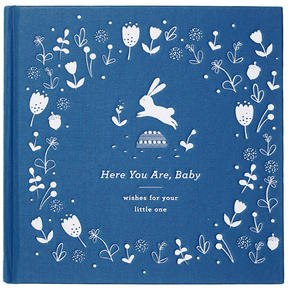 Book - Here You Are, Baby