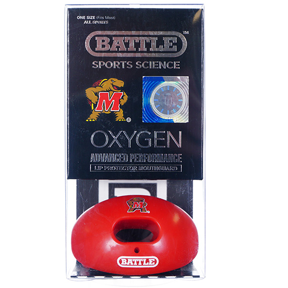 NCAA Oxygen Mg- Maryland-Red