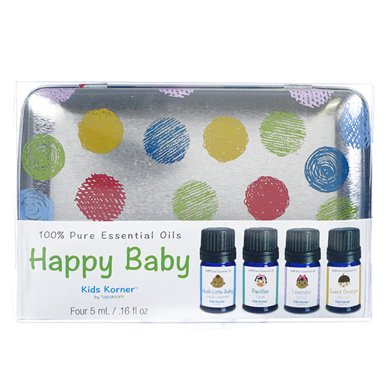 Pure Essential Oil Blends in a Tin - Happy Baby