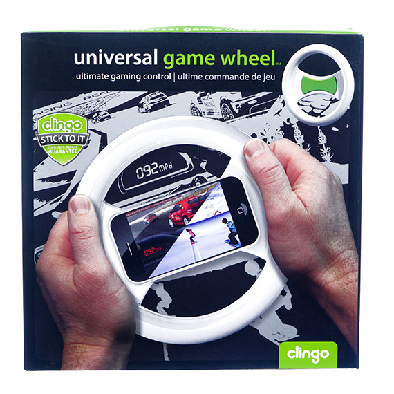 Clingo Universal Game Wheel