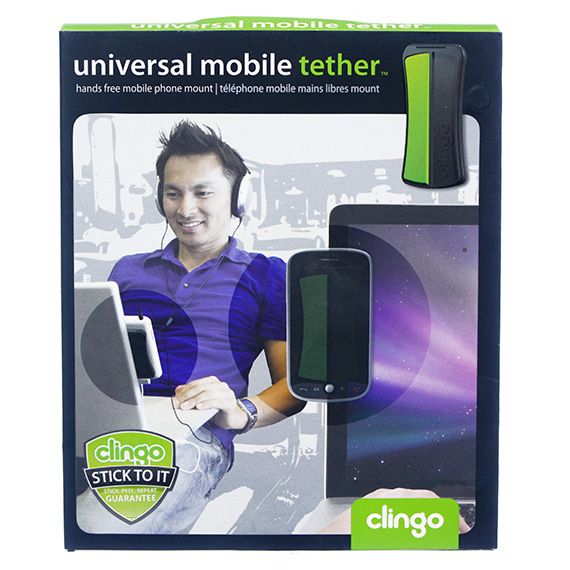 Clingo Univeral Mobile Tether