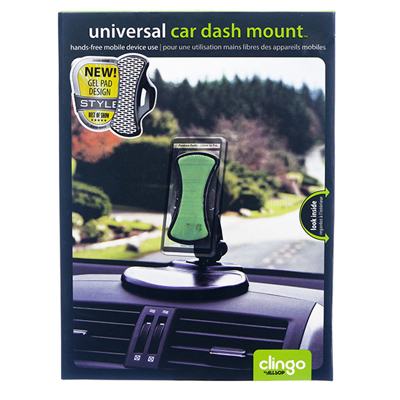 Clingo Universal Car Dash Mount