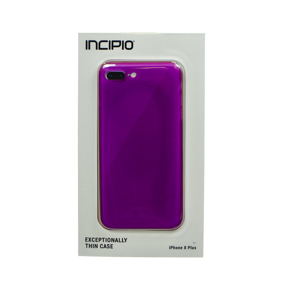 Incipio Feather Light (Single Pack) for iPhone 8 Plus - Plum