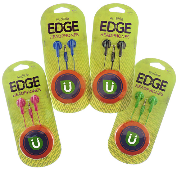 Earbuds Edge® 4 Assorted