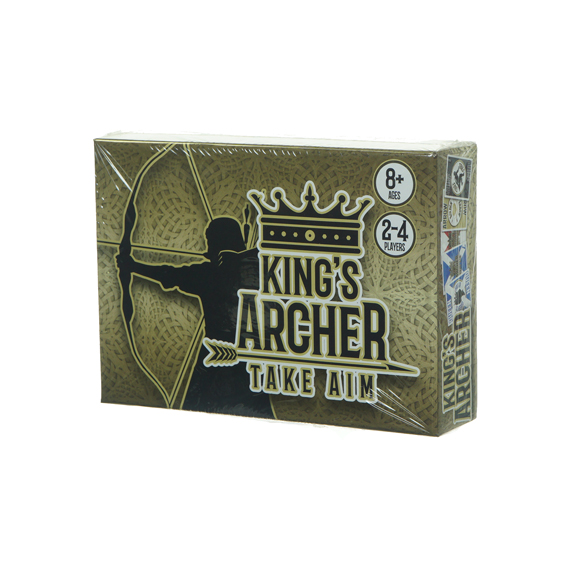 King's Archer Game - Ages 8+, 2-4 Players