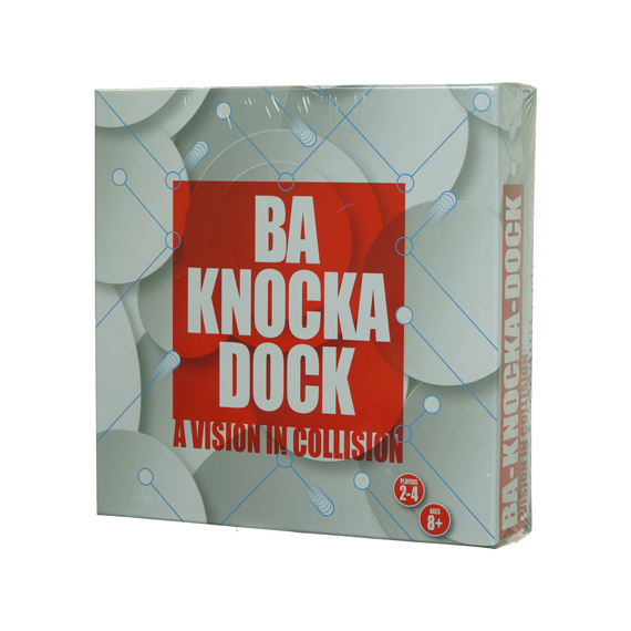 Ba Knocka Dock Game - Ages 8+, 2-4 Players