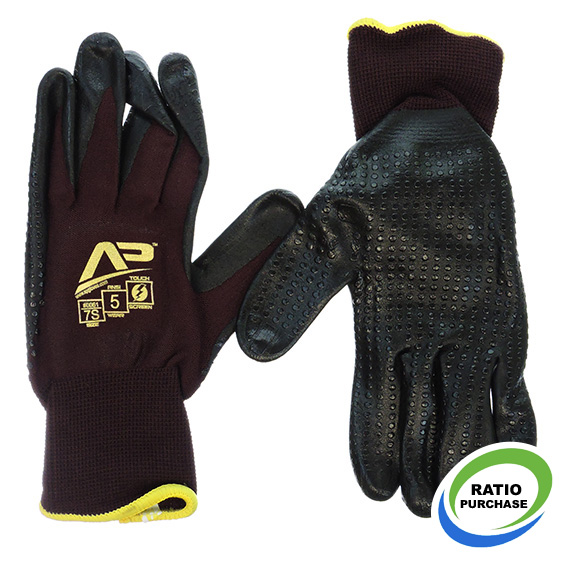 Glove Package Handler Professional Touchscreen Small