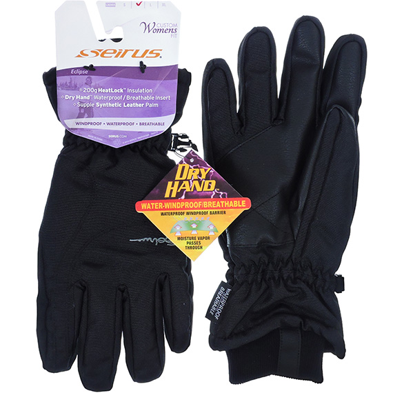 Glove Eclipse Dry Hand Ladies MD