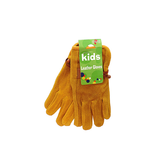 Glove Kids Cowhide Ball & Tape