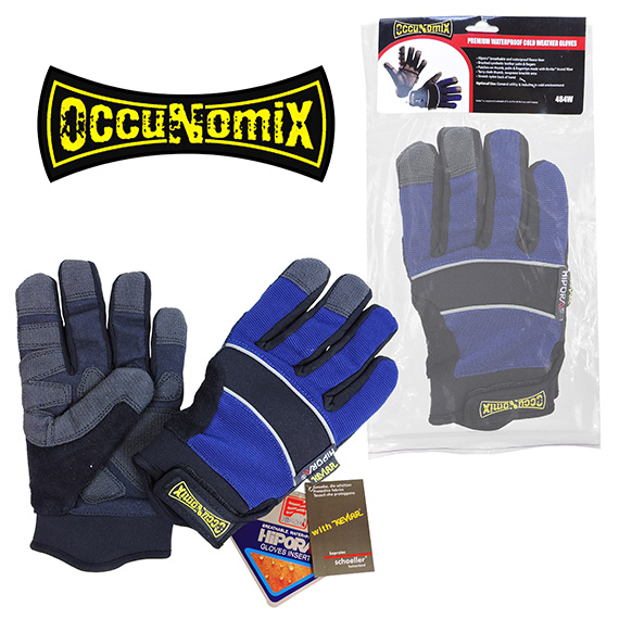 Gloves Premium Waterproof Cold Weather Large