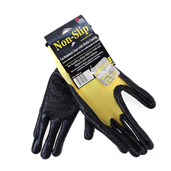 Glove Black Nitrile 2 Asst Sizes