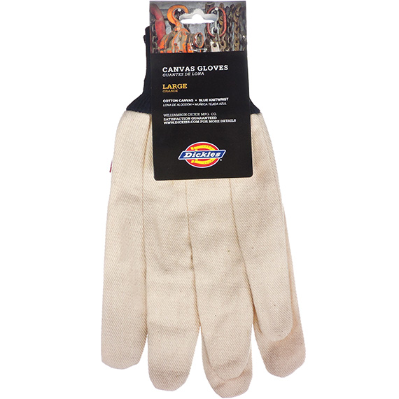 Glove Dickies® Large Cotton Canvas