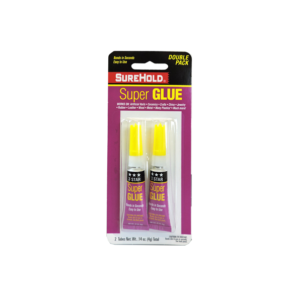 Super Glue Original SureHold  2pk