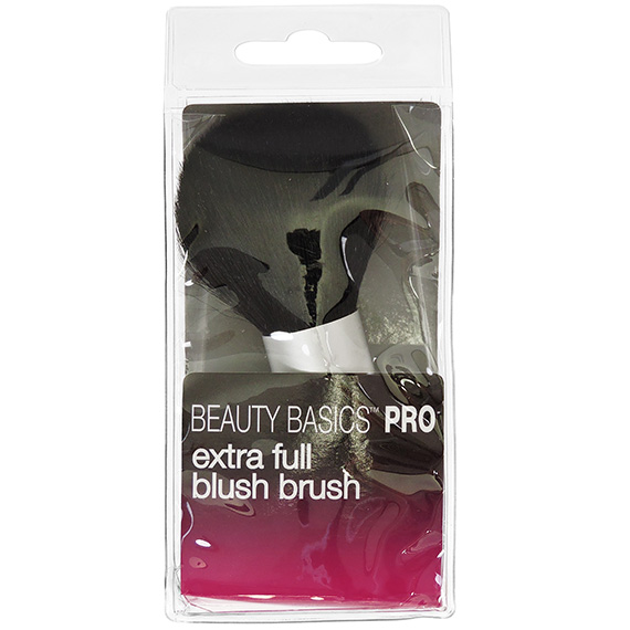 Beauty Basics Pro Extra Full Blush Brush
