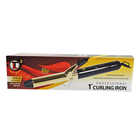 Curling Iron Lava 1