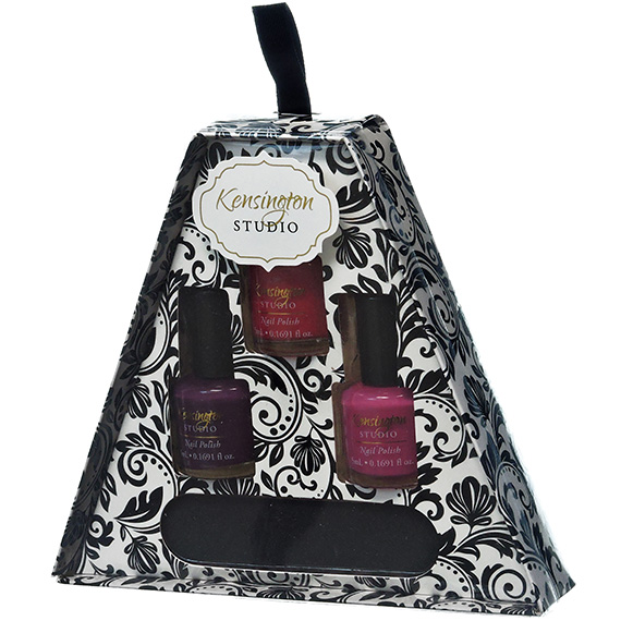 Nail Polish Set Kensington Studio 4 Pc
