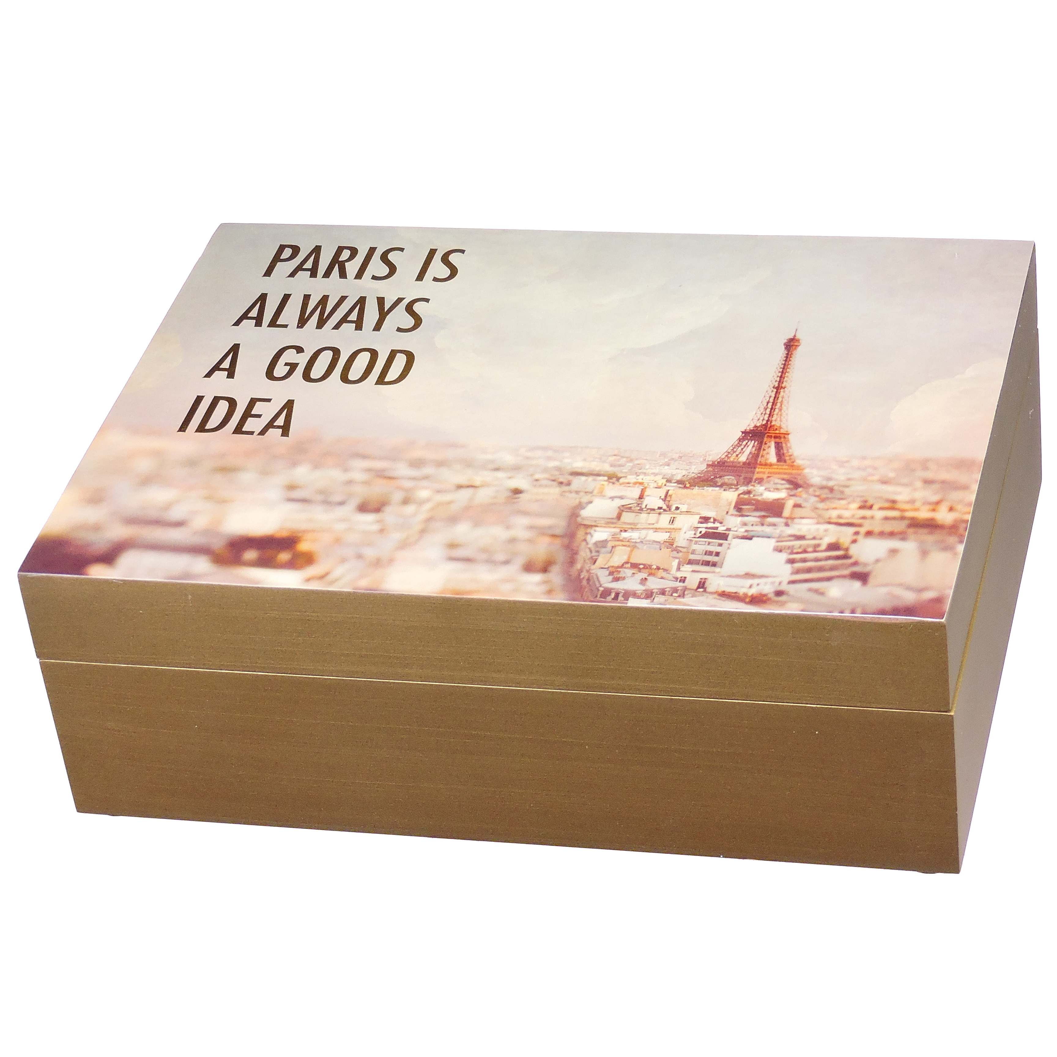 Jewelry Box Paris