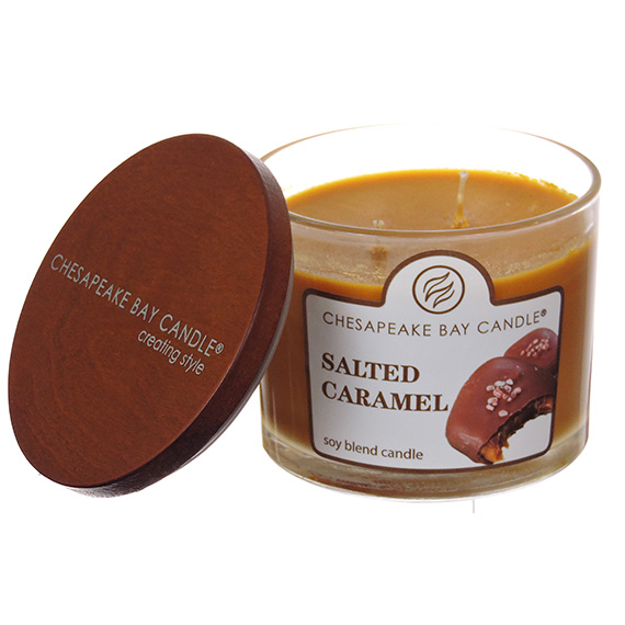 Chesapeake Bay Soy Candle 11oz Caramel Glass RS-List