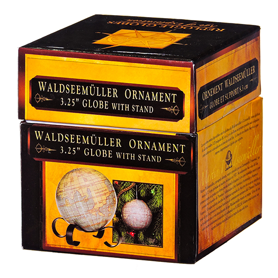 Waldseemuller Ornament