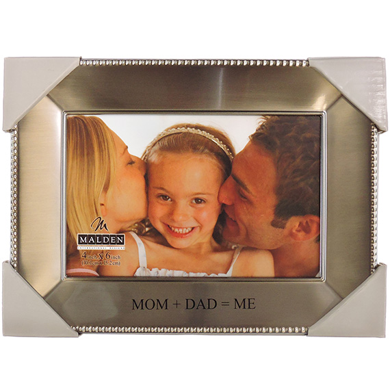 Frame Mom & Dad 4 x 6