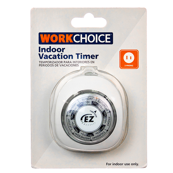 Timer Analog Vacation Polarized Outlet