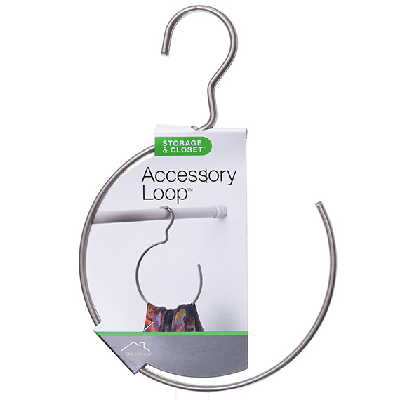 Accessory LoopProfile Metal Hanger