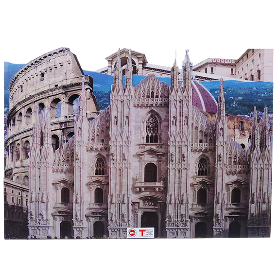 Bella Italia Placemats - set of 4 Famous site designs