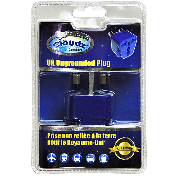 Cloudz Europe Ungrounded Plug