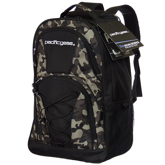 21 Inch Rolling Backpack