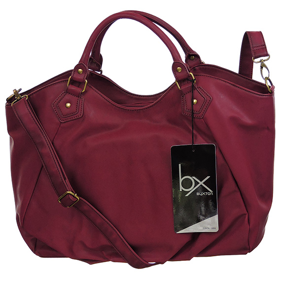 Kimberly Tote Merlot 15.6 Inch Laptop Bag