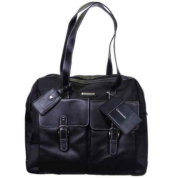 Shoulder Tote Coronado - Black