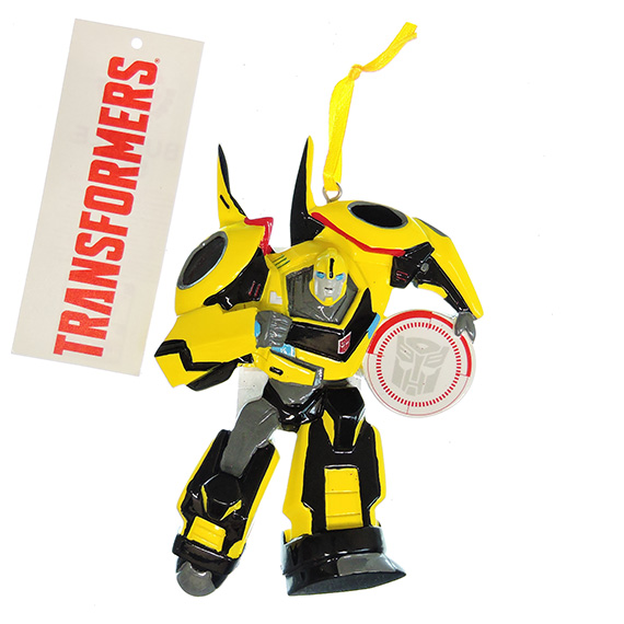 Ornament Licensed Transformer Bumble Bee